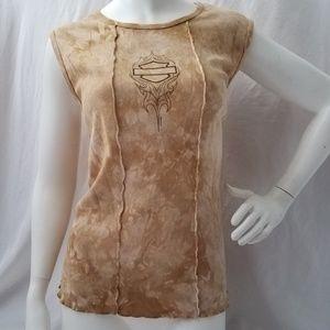 Ladies HARLEY-DAVIDSON Sleeveless Tshirt Tank 2Xl